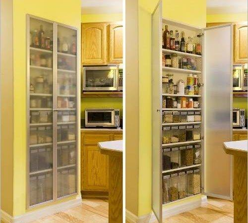 Small Home Exterior Design Kitchen Pantry Ideas