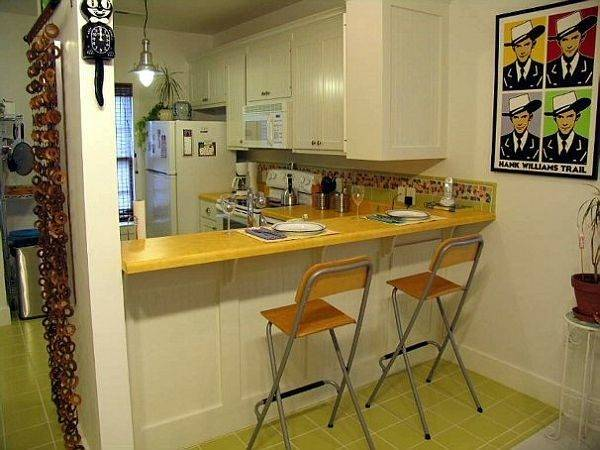 Small Kitchen Bar Design Ideas