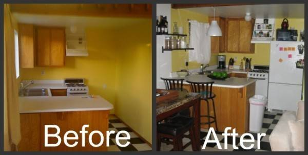 Small Kitchen Design Improvement Ideas Decorating