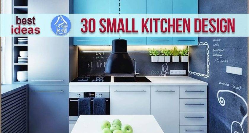 Small Kitchen Design Space Beautiful