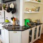 Small Kitchen Solutions Clever Cabinet Ideas