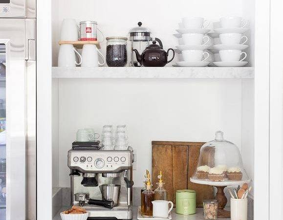 Small Kitchen Tips Make Your Space Feel Bigger