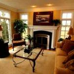 Small Living Room Fireplace Beautiful