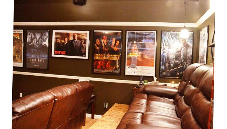 Small Man Cave Ideas Design Best Ellecrafts