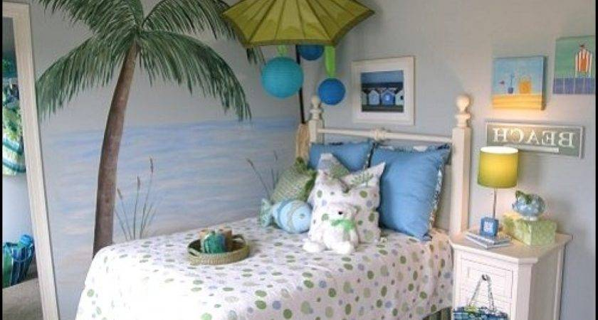 Small Narrow Kids Bedroom Spaces Single Bed