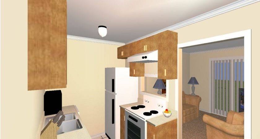 Small One Bedroom Trailer Floor Plans Joy Studio Design