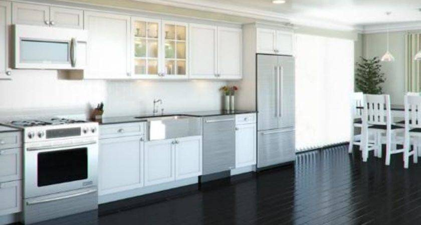 Small One Wall Kitchen Design Smith