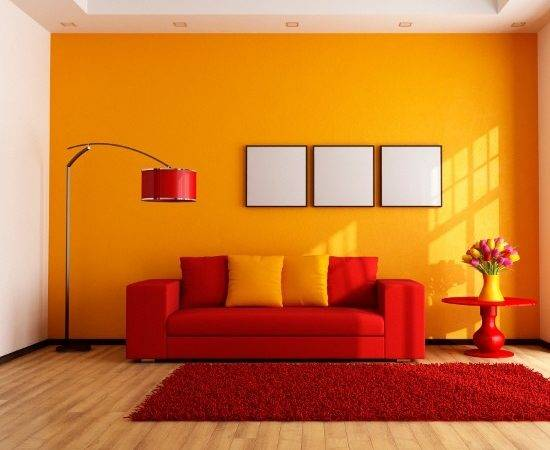 Small Room Colour Schemes Living Color Combination