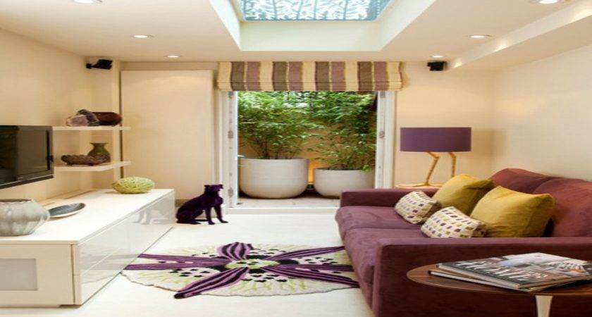 Small Room Decor Ideas Uncluttered Living