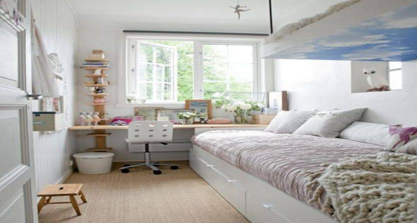 Small Space Architecture Decorating Narrow Room Long