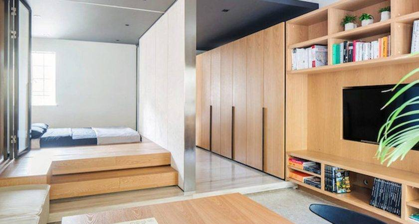 Small Space Design Flourishes Revamped Shanghai