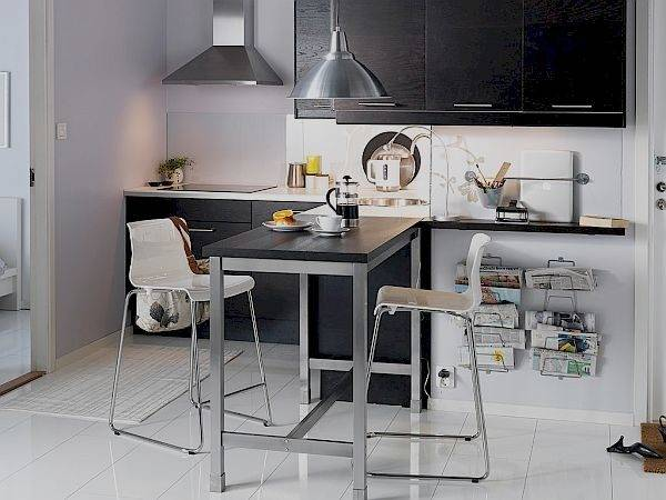 Small Space Dining Room Kitchen Decoist