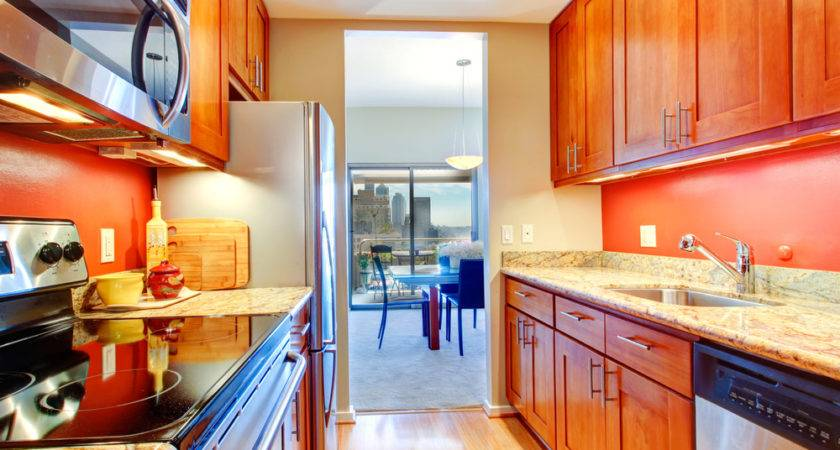 Small Space Living Make Most Galley