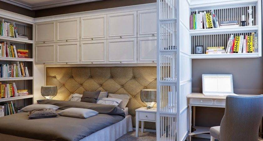 Small Space Storage Solutions Bedroom Large
