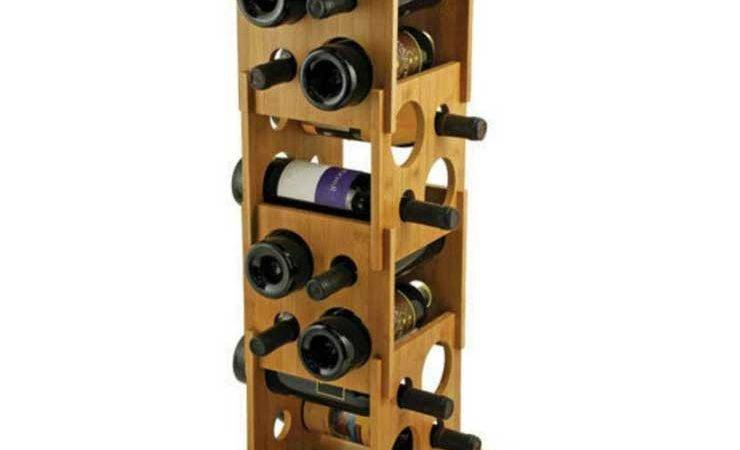 Small Space Wine Racks Ideas Home Design