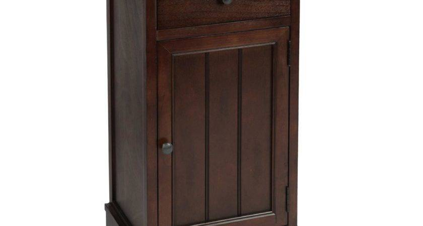 Small Walnut Storage Cabinet Christmas Tree Shops Andthat