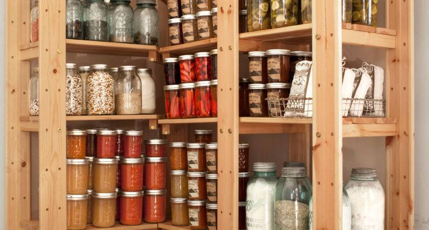 Smart Ideas Kitchen Pantry Organization