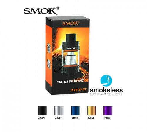 Smok Tfv Big Baby Light Tank Smokeless Nederland