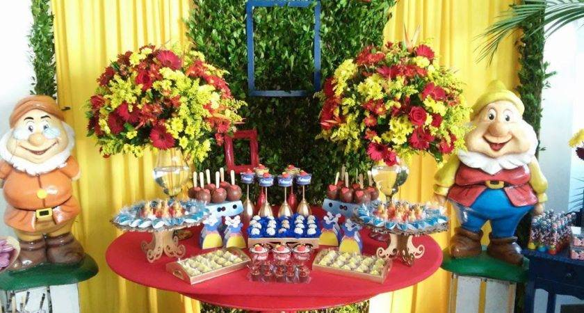 Snow White Wicked Queen Party Birthday Ideas