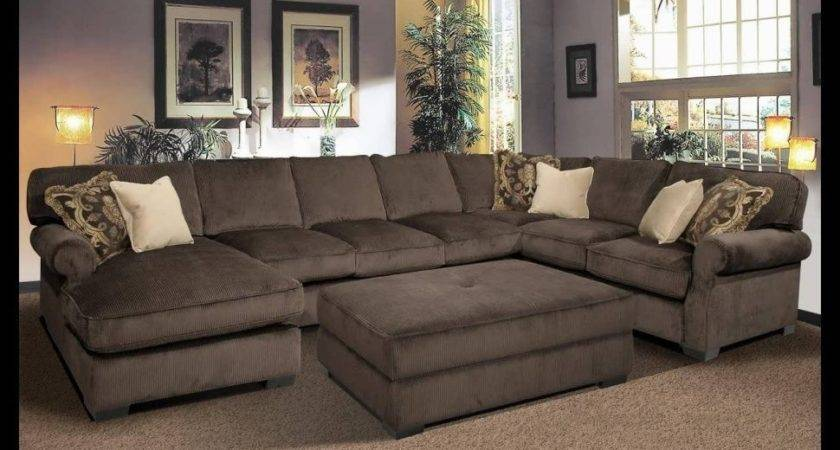 Sofa Oversized Living Room Sets Best Couches Large Olive