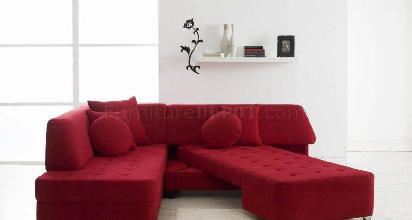 Sofas Luxury Your Living Room Design Red