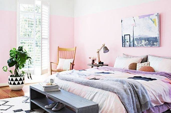 Soft Bedroom Designs Pastel Color Scheme Rilane