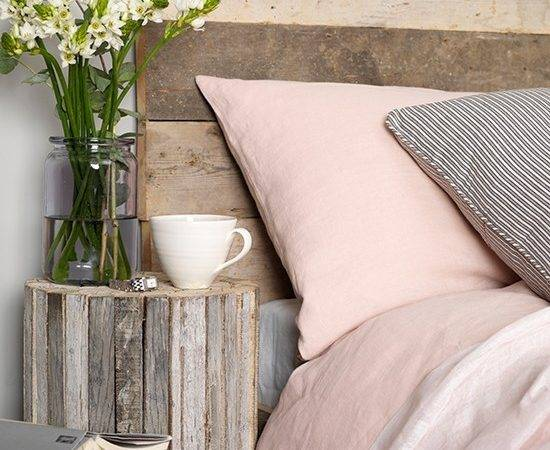 Soft Grey Pink Bedroom Coastal Colour Schemes Home