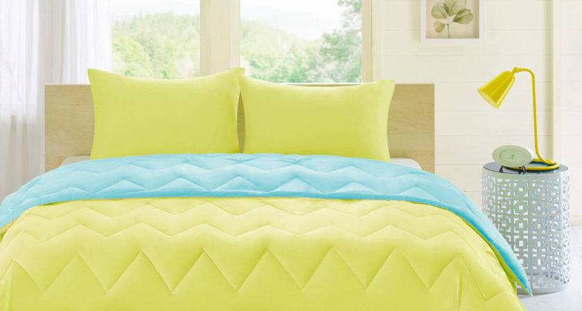 Soft Modern Reversible Aqua Teal Yellow Chevron Sport