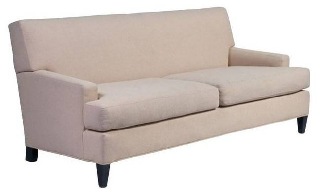 Sold Out Mitchell Gold Cream Sofa Chairish