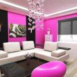 Solid Color Living Rooms Wall Paintings Rilane