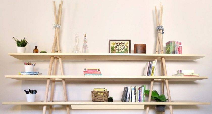 Some Creative Shelving Ideas Can Try Home