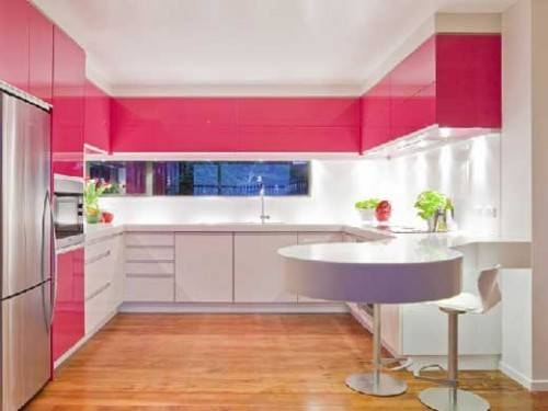 Some Factors Help Selecting Kitchen Color Schemes