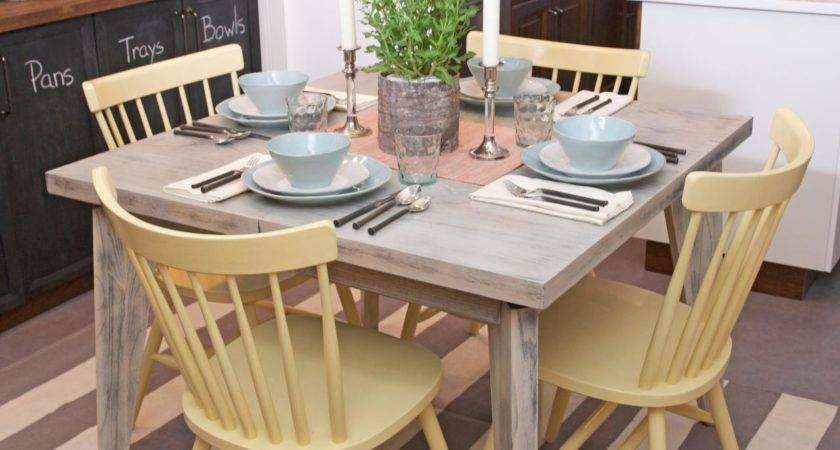 Sophisticated Eat Kitchen Table Design Feat Black