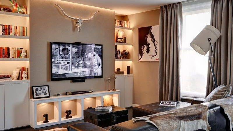Sophisticated Living Room Designs