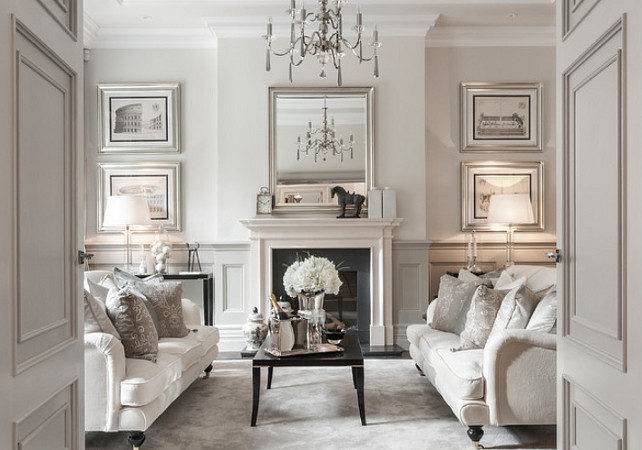 Sophisticated London Home Bunch Interior Design Ideas
