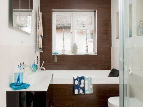 Spa Bathroom Makeover Small Design Ideas