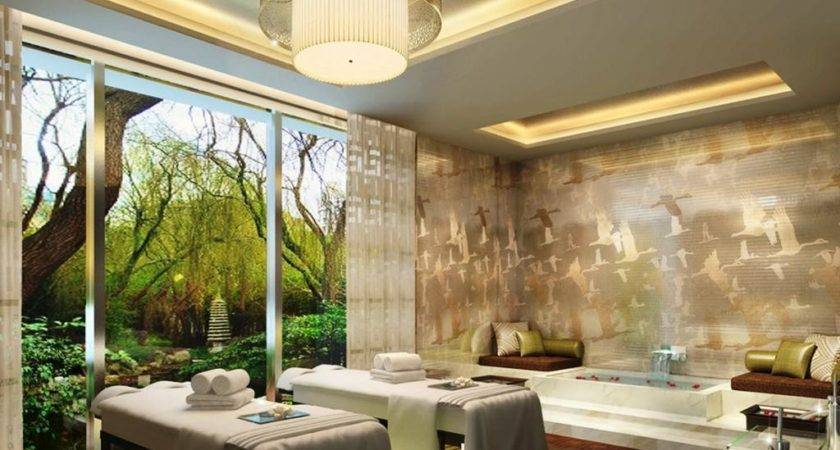 Spa Interior Design Ideas Room Home