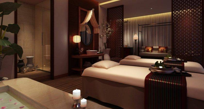 Spa Massage Room Interior Design House