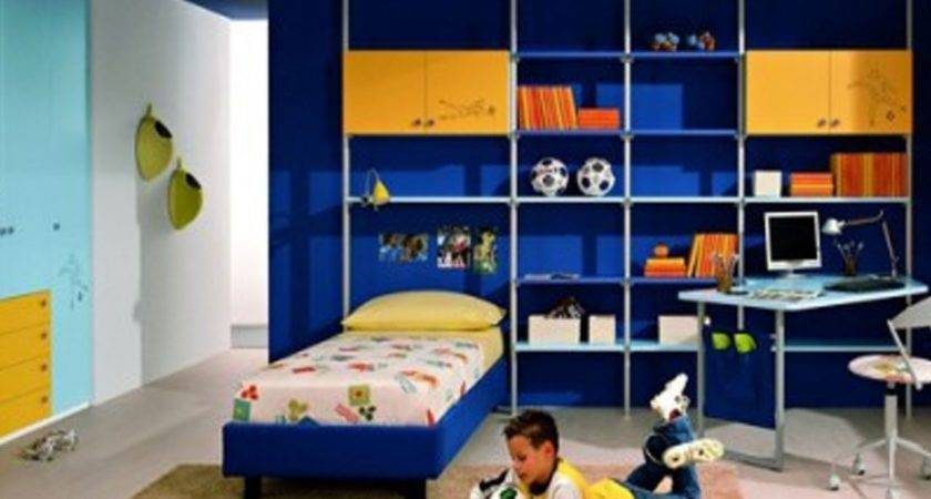 Space Saving Designs Small Kids Rooms Boy Bedroom