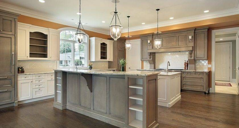 Spacious New Construction Custom Luxury Kitchen Designs