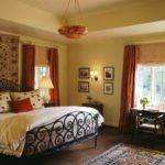 Spanish Colonial Master Bedroom Westchester County