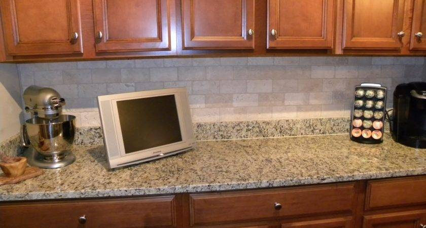 Special Glass Backsplash Tile Kitchen Railing Stairs