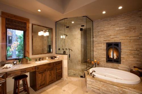 Spectacular Stone Bathroom Design Ideas Decoholic