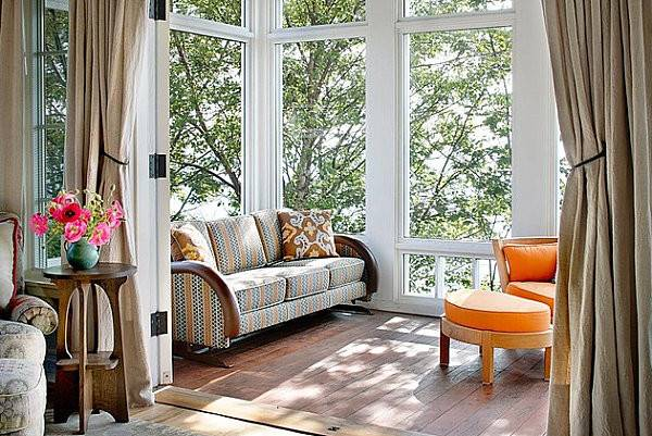 Spectacular Sunrooms Welcome Outdoors