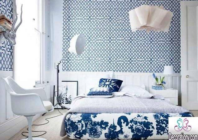 Splendor Blue Bedrooms Decorating Ideas Decorationy