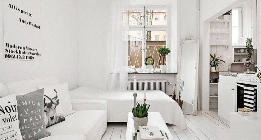 Sqm Apartment Stockholm Scandinavian Design