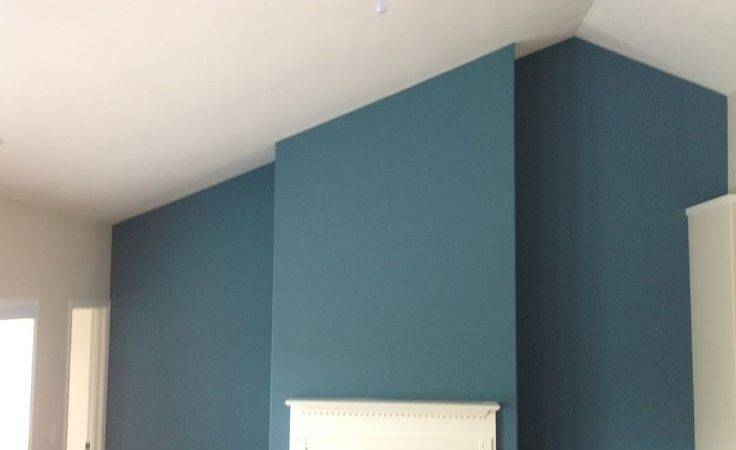 Sta Teal Accent Walls Erna Pinterest