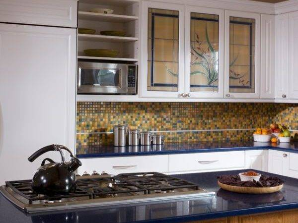 Stained Glass Door Kitchen Cabinets Those Love
