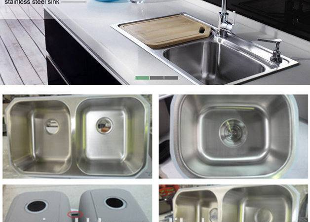 Stainless Oem Sink Triangle Kitchen