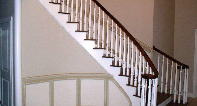 Stair Banisters Best Railing Stairs Kitchen Design